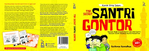 COVER TOP SECRET SANTRI GONTOR2